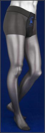 Trägt strumpfhosen mann Mann trägt